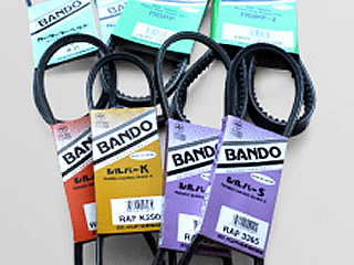 Raw Edge V Belts Belt Products Automobile Motorcycle Products Bando Chemical Industries Ltd
